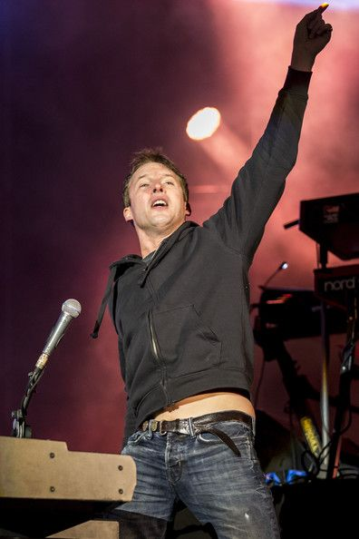 James Blunt Photos: James Blunt Performs At Top Of The Mountain Concert