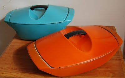 Raymond Loewy Le Creuset Cocotte. A dream find!