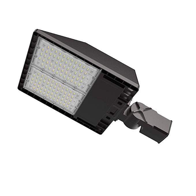 Adiding Led Street Shoebox Light 3 Types Of Mounting 300w Led Parking Lot Light 36000 Lumens 120lm W Led Parking Lot Lights Street Lamp Parking Lot Lighting