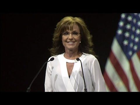 Sarah Palin: 'Waterboarding is how we baptize terrorists'