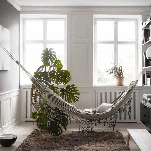 Relax in a hammock this weekend