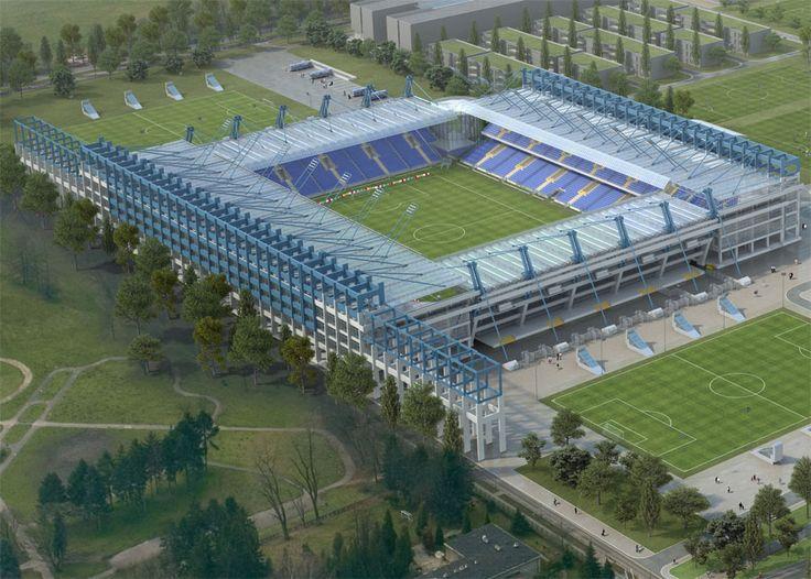 Krakow | Stadium - Wisła Kraków