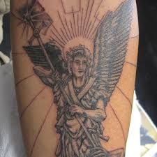 Image result for graphic of Michael the Archangel