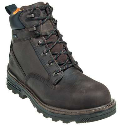 Timberland PRO Boots: TB0A121S 214 Composite Toe Waterproof Resistor Men's Brown Boots