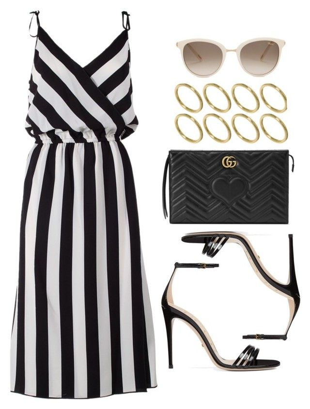 """""""Sin título #12794"""" by vany-alvarado ❤ liked on Polyvore featuring Marc Jacobs, Gucci, Chopard and ASOS"""