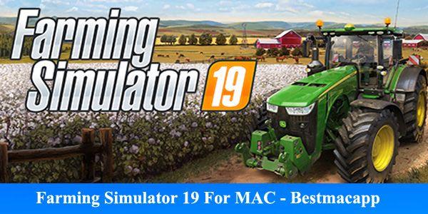 Download Farming Simulator 19 For MAC – Farming Simulator 19