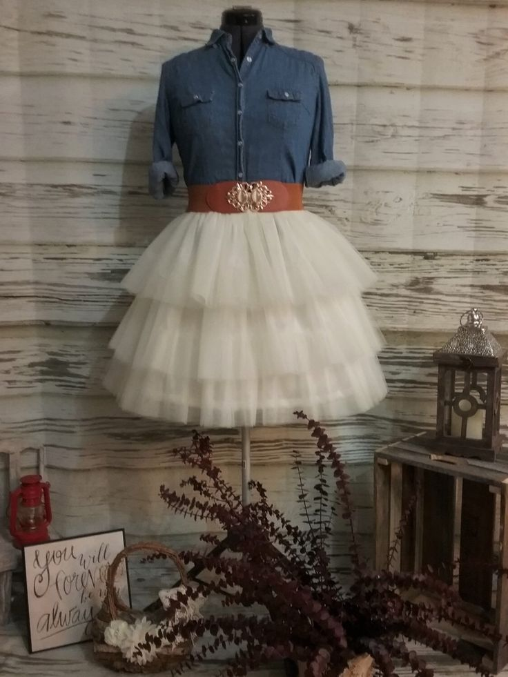 Free Shipping to USA Custom Made Adult Ivory Three  Tiered Tulle Skirt -for bridesmaid, Country Wedding,Rustic Wedding for Bridesmaid by Jadasclothing on Etsy https://www.etsy.com/listing/475497573/free-shipping-to-usa-custom-made-adult