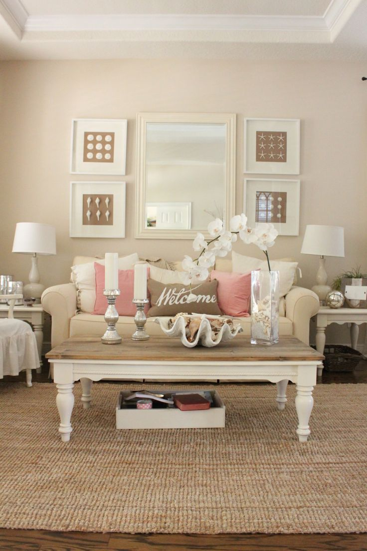 Living Rooms Decorated With Larrge Round Coffee Tables: Best 25+ Pink Living Rooms Ideas On Pinterest