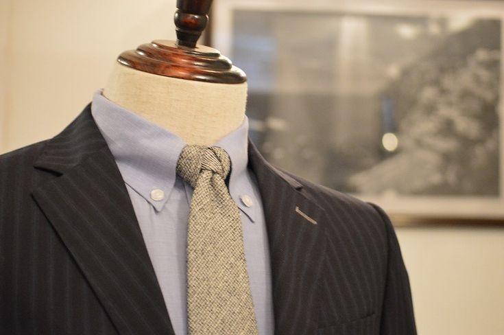 ネクタイの結び方|Suit‐Ya Staff ブログ