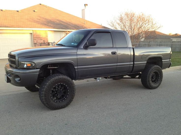 I want to see the baddest looking 2nd gen. Out there! Wheres my picture whores?! - Dodge Cummins Diesel Forum
