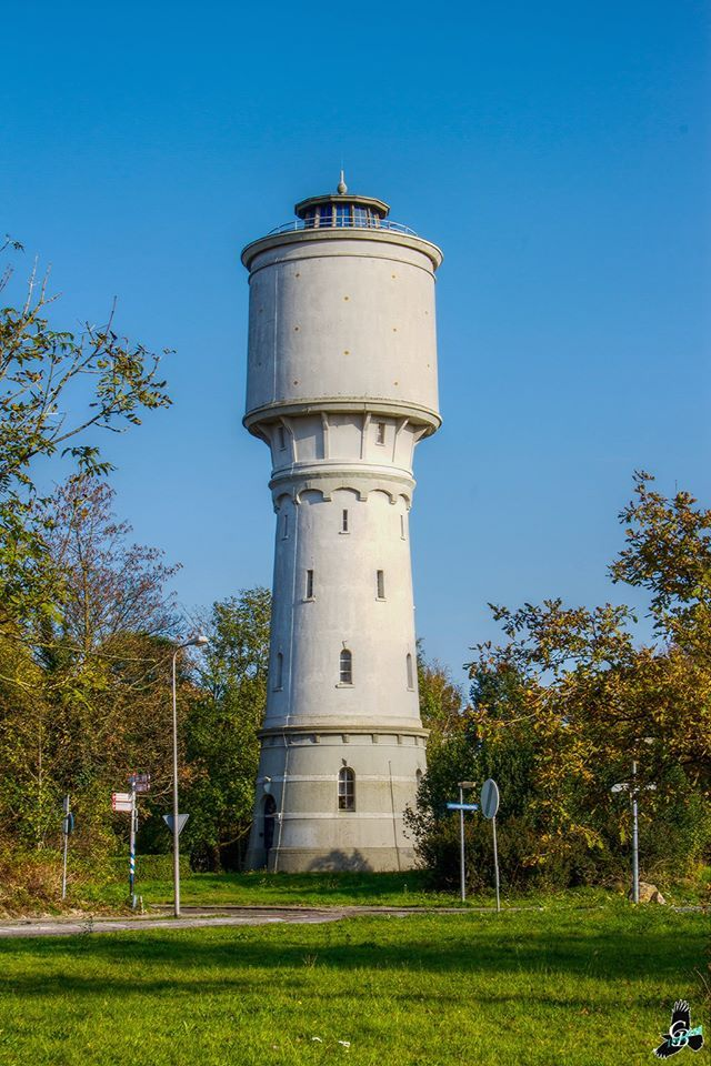 Watertoren, Meppel, The Netherlands