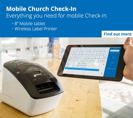 Excellerate Child Check-In System