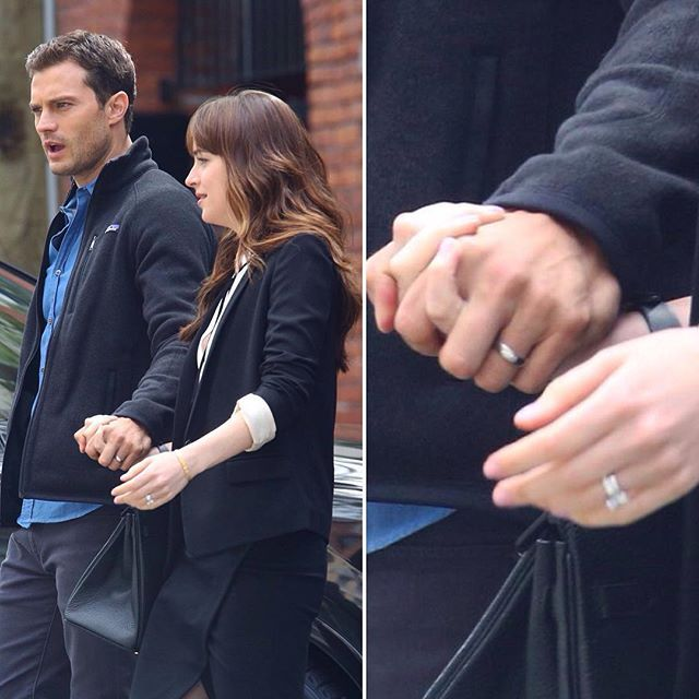 Rings #fiftyshadesfreed