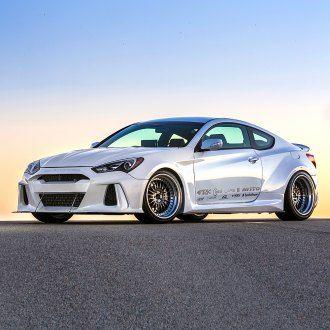 2013 Hyundai Genesis Coupe Body Kits & Ground Effects – CARiD.com