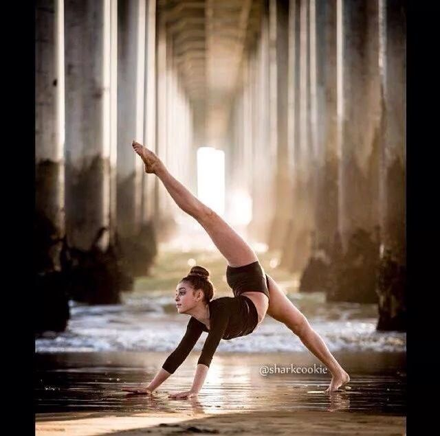 Beautiful! Going to include moves like this at the beginning to capture the beauty of dancing... I know what I mean!