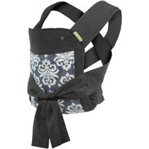Walmart: Infantino - Sash Mei Tai Baby Carrier, I got this just last week and I love it! Good for baby's spinal alignment and mother bonding while keeping hands free to get stuff done.
