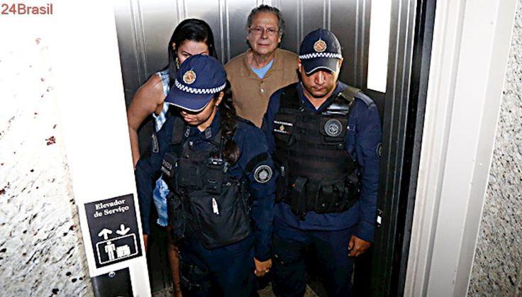 Ex-ministro teve pena elevada | Dirceu aposta no fim da prisão após 2ª instância