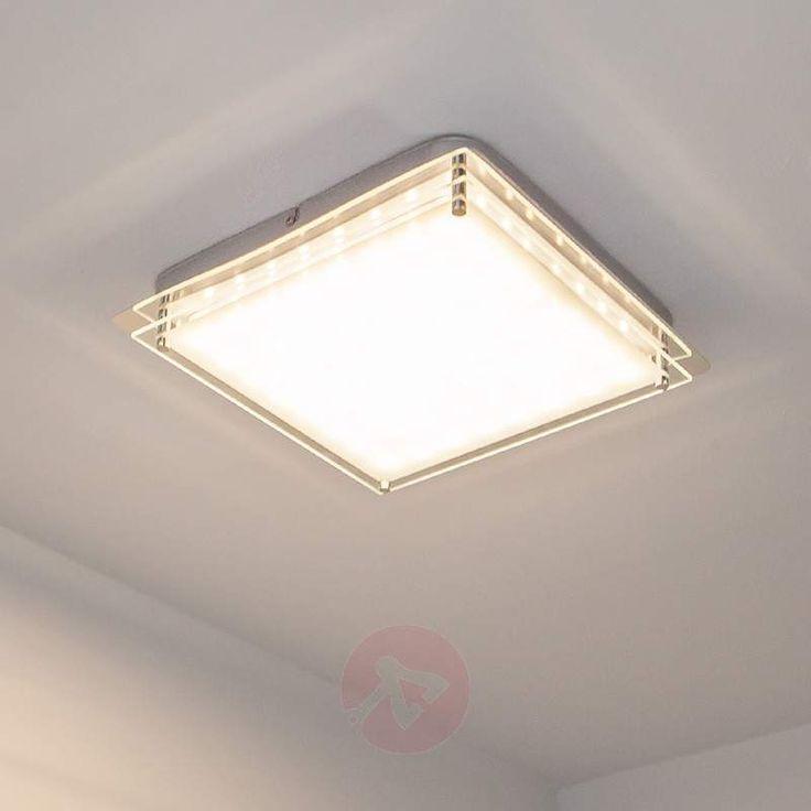 Schlichte LED-Deckenlampe Mirja-Deckenleuchten-9950450-30