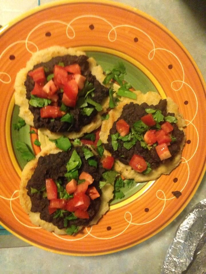 151 best recipes nicaraguan images on pinterest nicaraguan food homemade sopes with refried black beans httprecipestar refried beansdinner sidesnicaraguan forumfinder Choice Image