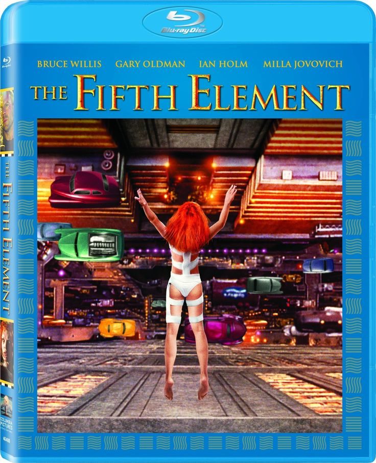 Warriors Of The Dawn Izle: The Fifth Element (Remastered)(Blu-ray)(Region A)