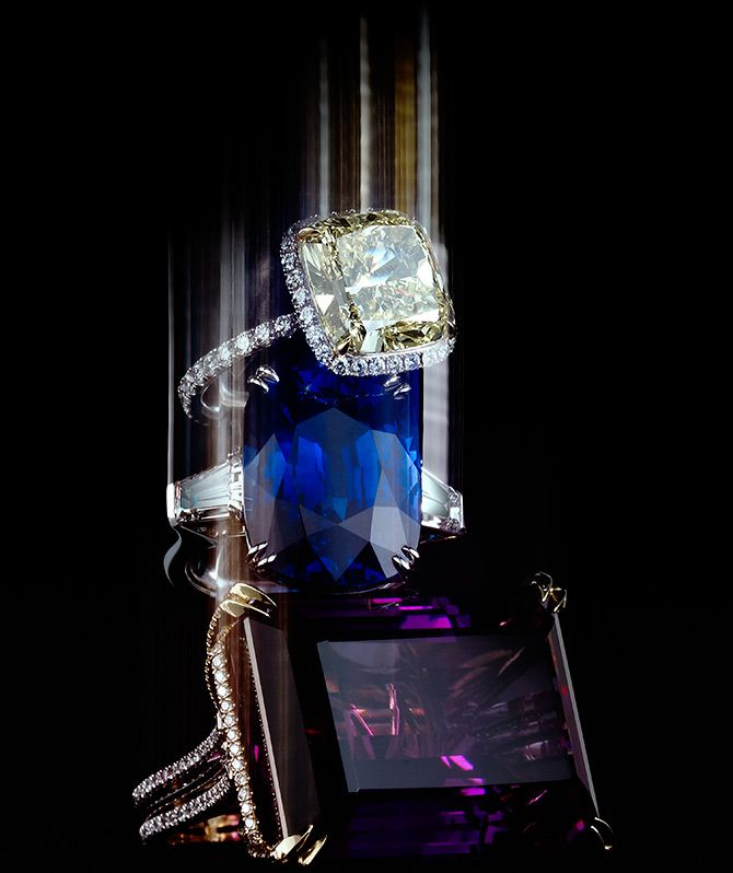 diamond ring essay