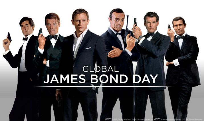 Global James Bond Day #Luna2loves #Bond #Seminyak #Bali #Luna2