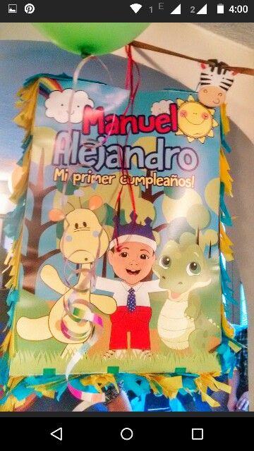 Piñata temática