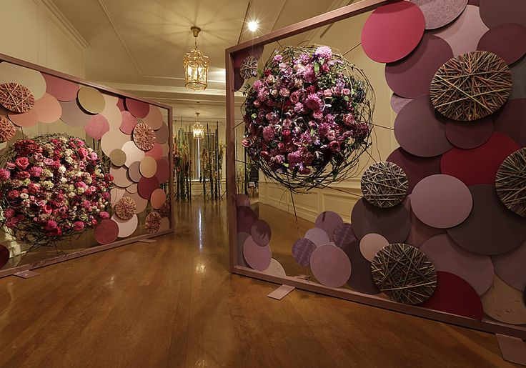 Фестиваль цветов в Нагасаки «World flower garden show-2015» | Планета Флористики | Интернет журнал о флористике.