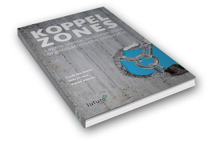 In het boek 'Koppelzones' van Frank den Butter, Nanko Boerma en Jelle Joustra krijgt u de handvatten om organisatorische innovatie te realiseren. Koppelzones presenteert een aanpak voor het verminderen van koppelfricties in ketens. #koppelzones #frankdenbutter #nankoboerma #jellejoustra #futurouitgevers