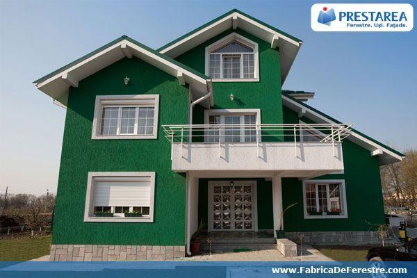 In fiecare zi #lafereastramea ai verde la inspiratie pentru casa ta! Proiect dezvoltat de partenerul nostru, Prestarea. Mai multe proiecte gasesti aici: http://www.fereastraveka.ro/proiecte/proiecte_parteneri_veka