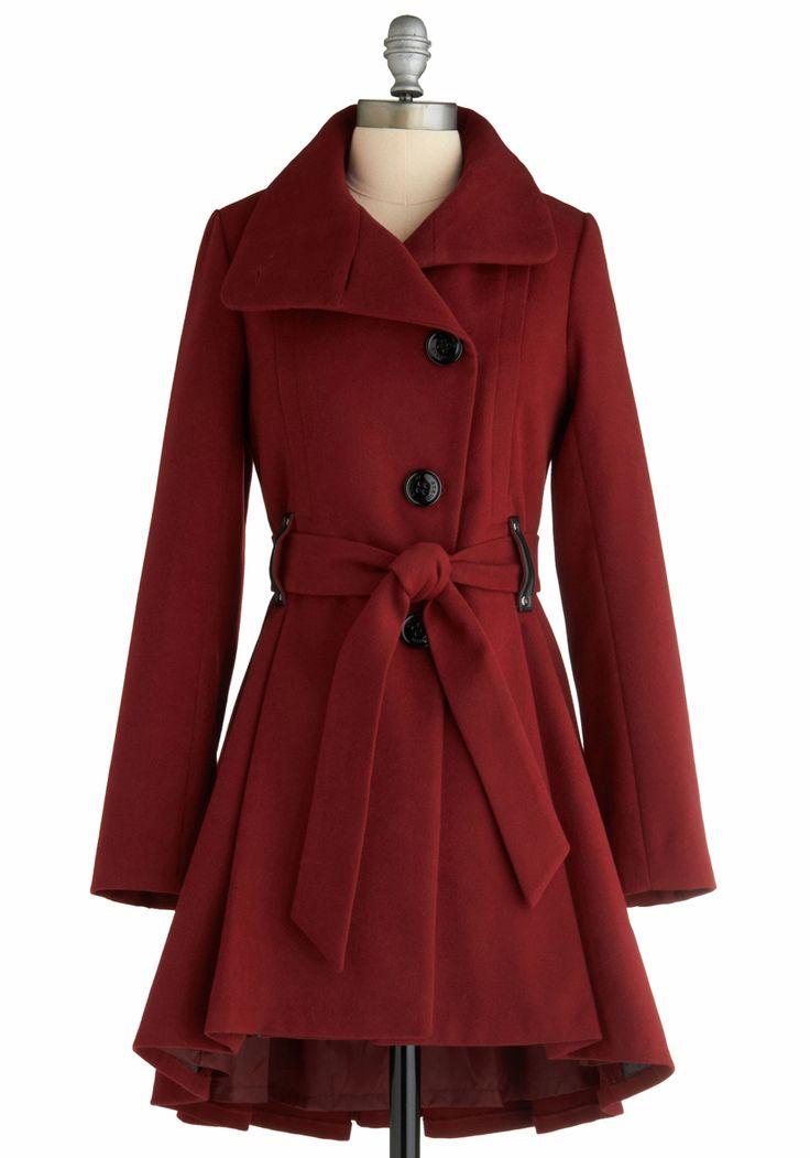 Winterberry Tart Coat