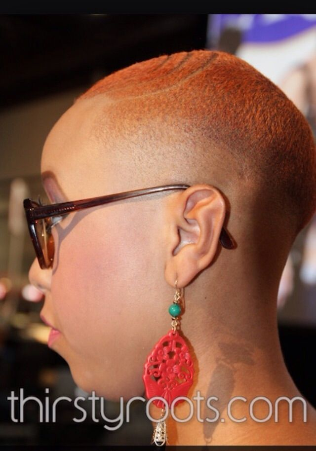 30 Best Hairstyles Images On Pinterest Bald Women Black