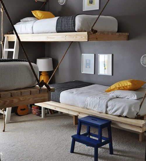 bunk bed design inspiration