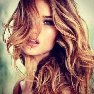 natural wavy hair: I want!