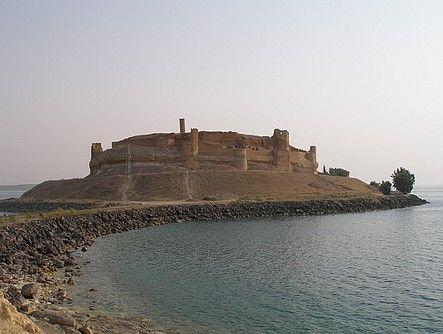 Jaabar Castle, Syria