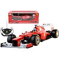 Ferrari F138 Rastar R/C Racing Car 1:12