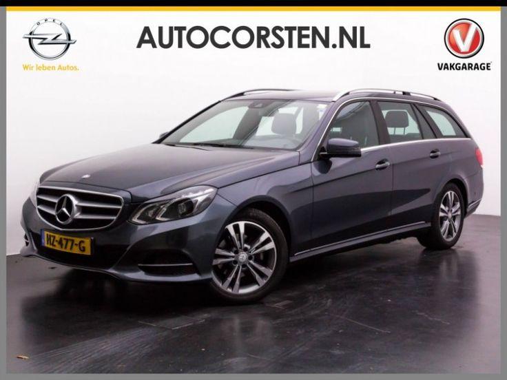 Mercedes-Benz E-Klasse  Description: Mercedes-Benz E-Klasse 200 Aut. Navi Xenon Pdc 1/2Leer Avantgarde Estate - 3003708-AWD  Price: 450.55  Meer informatie