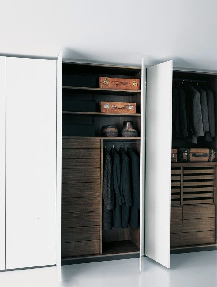 Modern Walk-in Closets