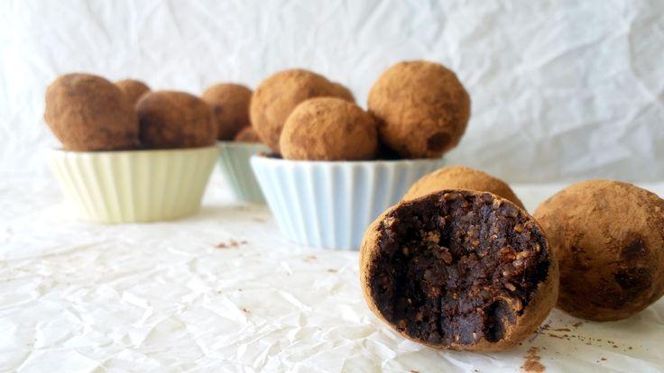 Bolitas de Higo con Cacao, Cardamomo, y Naranja <3
