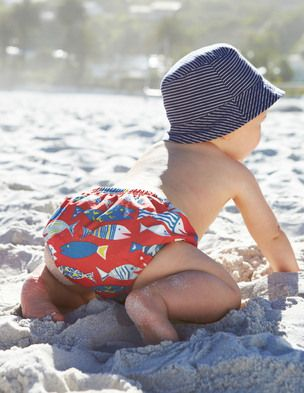 I've spotted this @BodenClothing Boys' Swim Pants.  Both of my boys could have one of these!