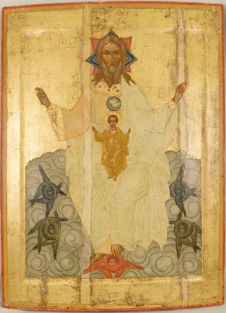 :Paternity icon (Mstera, 19 c.)