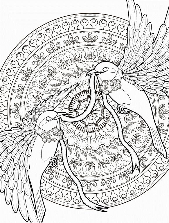 Coloring Books For Teenage Girls Fresh Coloring Pages For Teens Best Coloring Pages For Kids Bird Coloring Pages Mandala Coloring Pages Coloring Books