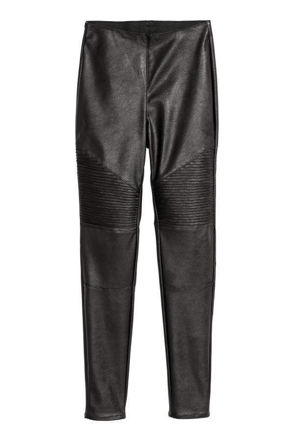 H&M Biker Leggings