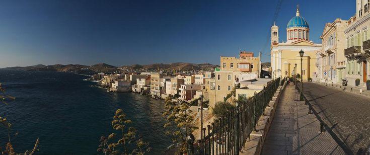 Grand 'souxe' Wedding,syros, hermoupolis, agios nikolaos | lafete