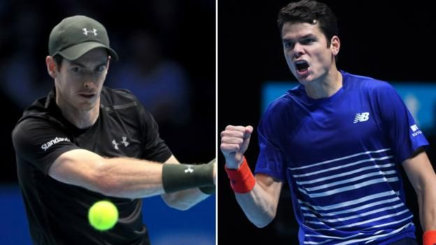 #tennis #news  Murray ready for Raonic in ATP semis