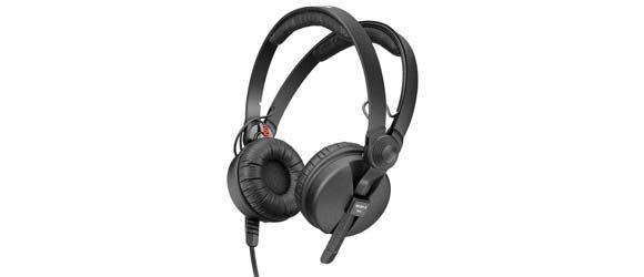 Sennheiser HD25 MKII Pro Headphones (No Spares)  http://www.studiocare.com/sennheiser-hd25-mkii-be-hd25-1-ii-basic-edition-pro-headphones-no-spares.html