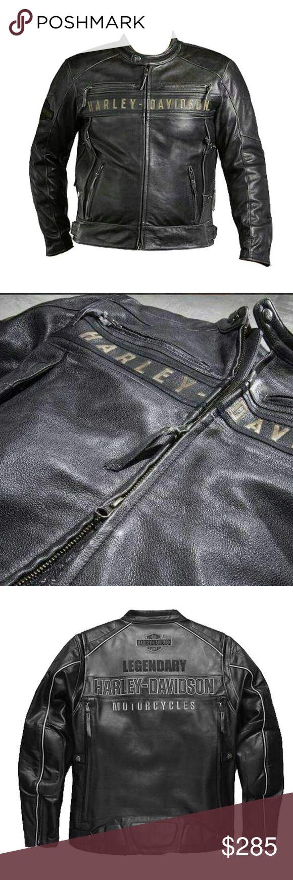 Harley Davidson leather jacket Leather jacket Harley-Davidson Jackets & Coats