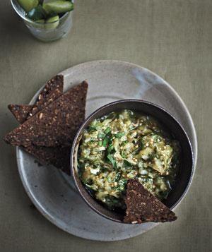Eggplant Caviar  Reader Recipe From Nora Kogan    RealSimple com