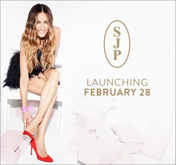 SJP - can't wait!