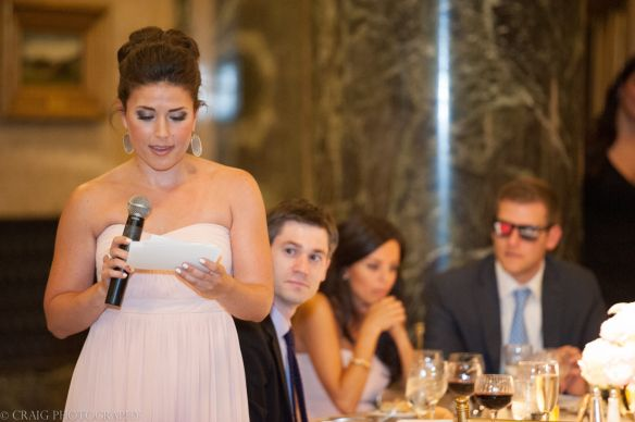 The best maid of honor speeches require a little bit of prep. Here are some great tips to writing a memorable maid of honor speech.